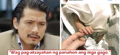 Ginalit si Binoe! Robin Padilla gives intense reaction against Queenie's bashers over daughter's decision not to show baby's face