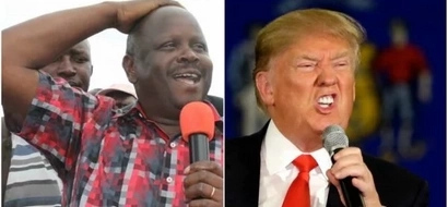 Huu ndio UAMUZI wa Rais Trump uliowatia tumbo joto magavana wa Kenya