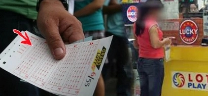 Napakasuwerte niya! This Filipino won Lotto three times in a row and now shares in his blog the pattern he personally discovered!