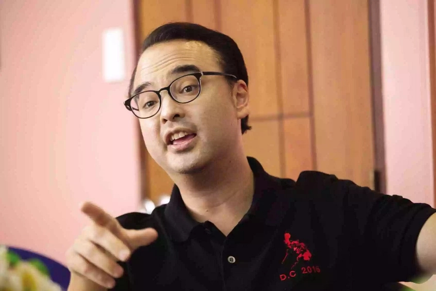 Cayetano submits P50,000/month police salary proposal