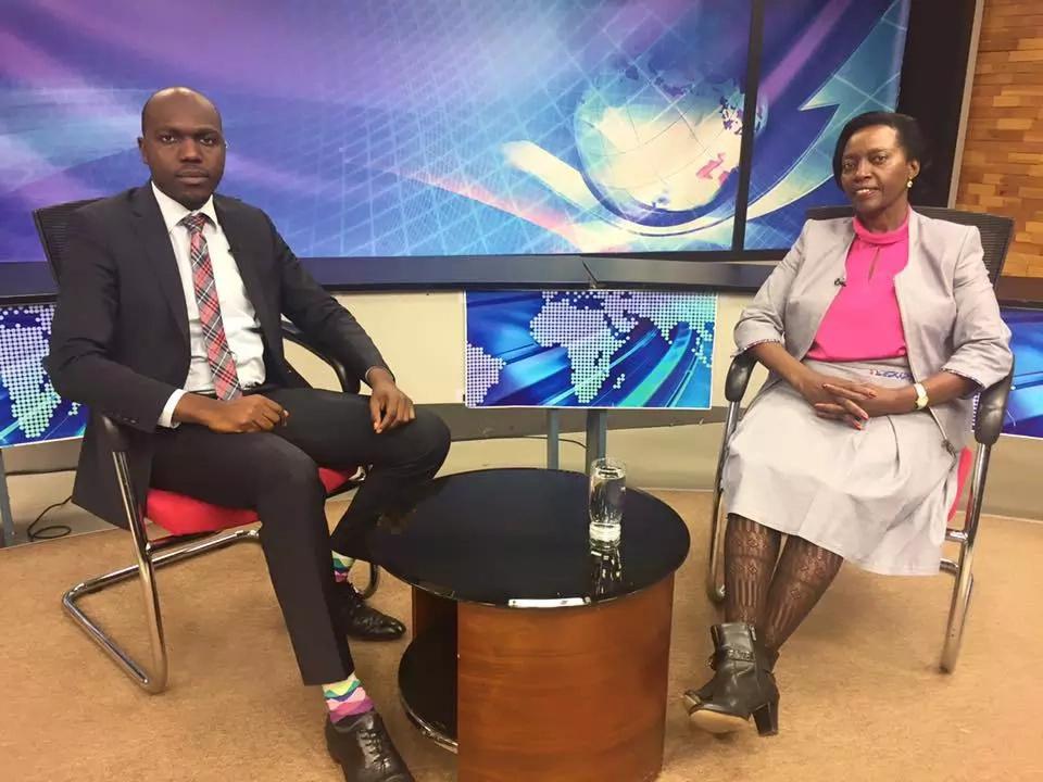 See Martha Karua's fashion fail on NTV