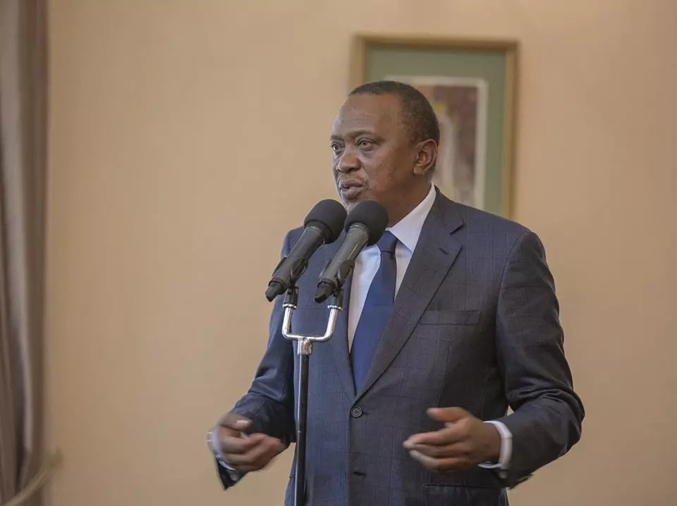 Uhuru is breaking the law by opening parliament and here is why- NASA