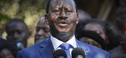 Raila discloses what will happen if Uhuru refuses to leave power in 2017