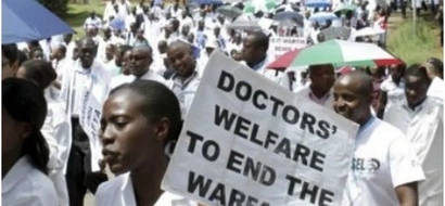 Doctors' BOLD reaction after government offers them the last SOLID offer