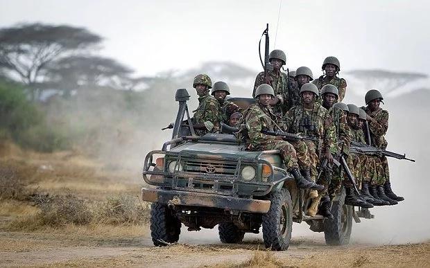 Wanajeshi wa KDF waponea baada ya kushambuliwa na al-Shabaab