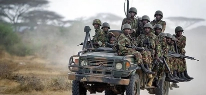Kenyan government denies Ugandan soldiers have been deployed to polling stations
