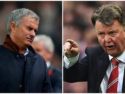 Former Manchester United boss Louis van Gaal outlines his revenge plan against Mourinho's side