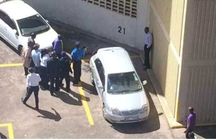 Man commits suicide by jumping from 15th floor of a Nairobi building