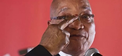 Kenyan's behave like illegal immigrants- Jacob Zuma