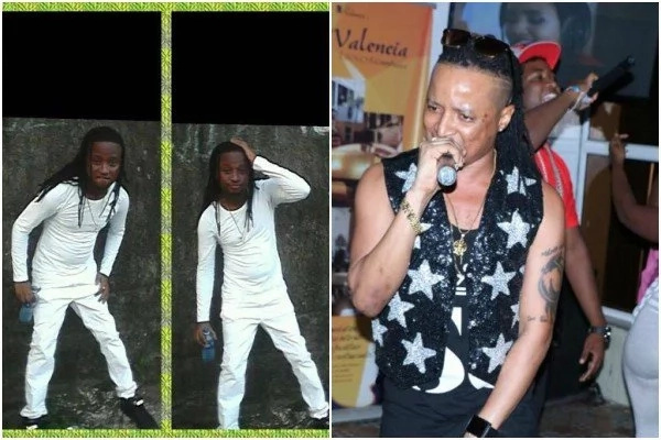 After Khaligraph Jones, another local musician bleaches his skin