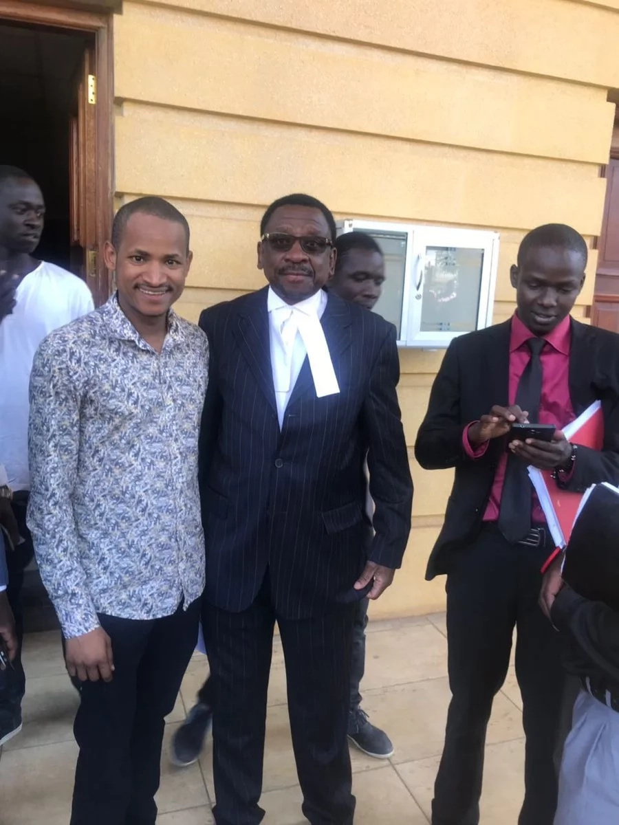 We apologise for failing you - Babu Owino tells Miguna after deportation