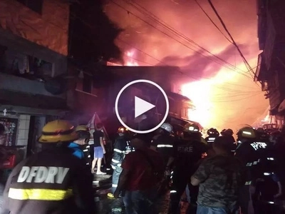 Hala galit siya! Luzon firefighter rants against online bashers