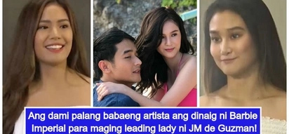 8 Kapamilya stars na tinalo ni Barbie Imperial para sa main role ng 'Araw Gabi'