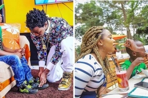 Gospel singer Bahati's emotional advice to his son will leave you speechless
