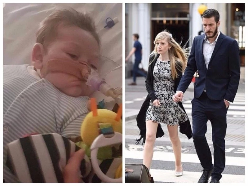 Charlie Gard's mom broke down, stormed out of court as fresh medical report was presented