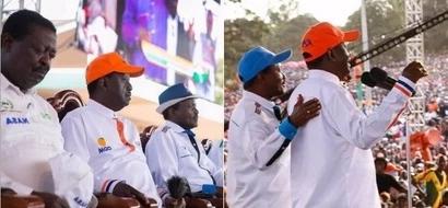 Sababu 7 zinazoashiria kuwa Raila Odinga ameshindwa