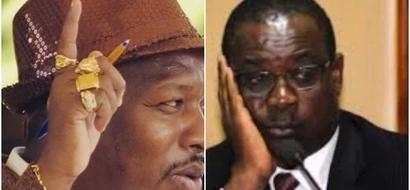 Mike Sonko badly HUMILIATES Evans Kidero