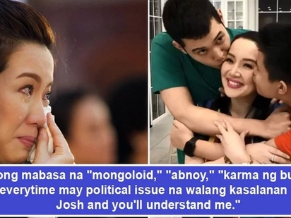 Mga hinagpis ng ina! Kris Aquino bravely opens up about how they endured bullying because of Josh's autism