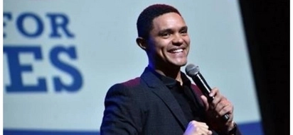 SA funnyman Trevor Noah entertained a whopping 16 000 London fans this weekend