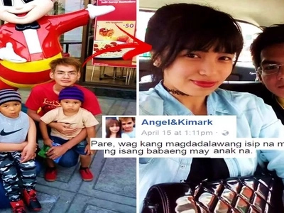 This Pinoy went viral for sharing his experience of falling in love with a single mother with 2 kids. Their story has touched netizens!