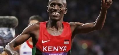 Kenyan born US runner Hillary Bor upsets Ezekiel Kemboi in the 3000m steeplechase qualifiers