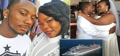 Man, 32, disappears after jumping from cruise ship while on HONEYMOON (photos)