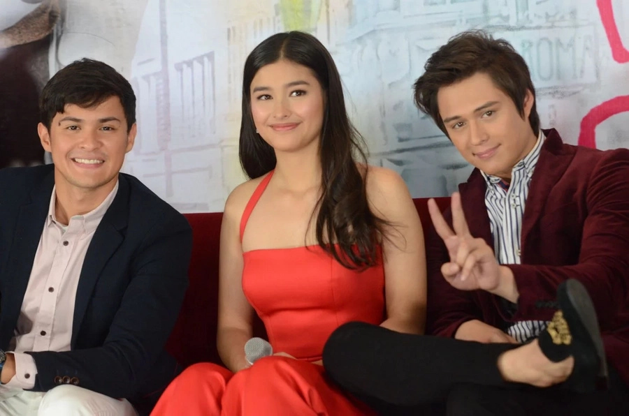 Did Liza Soberano lip sync at the Dolce Amore concert?