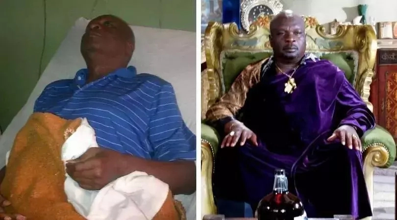 Nollywood actor dead