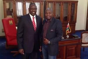 Wakili AMWAIBISHA mno Peter Kenneth siku moja tu baada ya kupoteza tiketi ya Jubilee