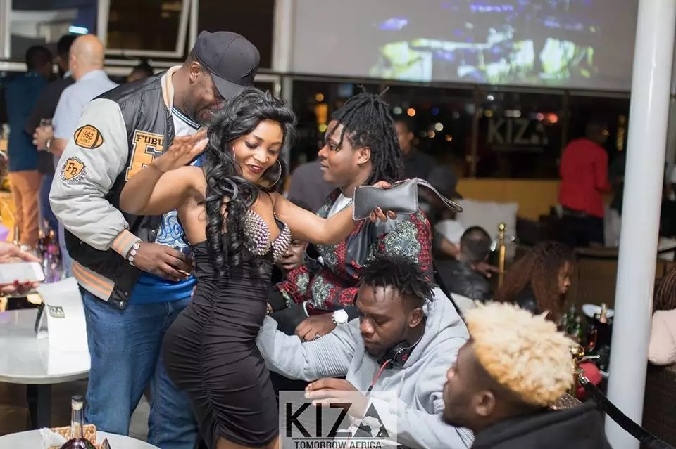 Photos from Patoranking's concert in Nairobi