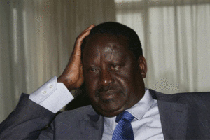 Photos: See latest strategy Raila wants to use to become president