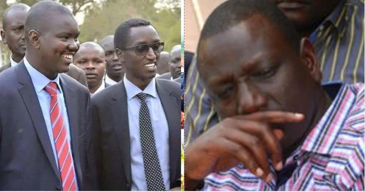 Mandago ambwaga jamaa aliyekuwa ameidhinishwa na William Ruto