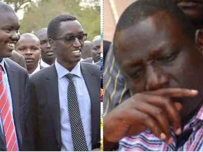 Uasin Gishu politics spill over to Eid event as Mandago and his bitter rival face off