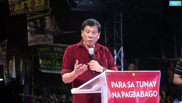 Duterte: Death penalty is for retribution, not deterrence