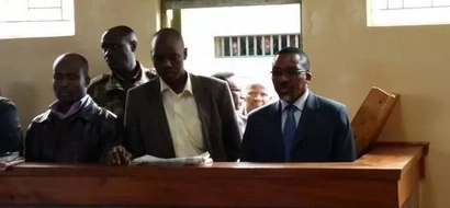 PHOTOS: Pastor Ng'ang'a Arraigned In Court Over Limuru Road Accident
