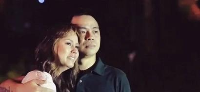 Hindi raw siya mayabang! Chito Miranda apologizes for elbowing a fan to protect pregnant wife Neri Naig