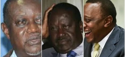 Raila's brother floored in ODM primaries