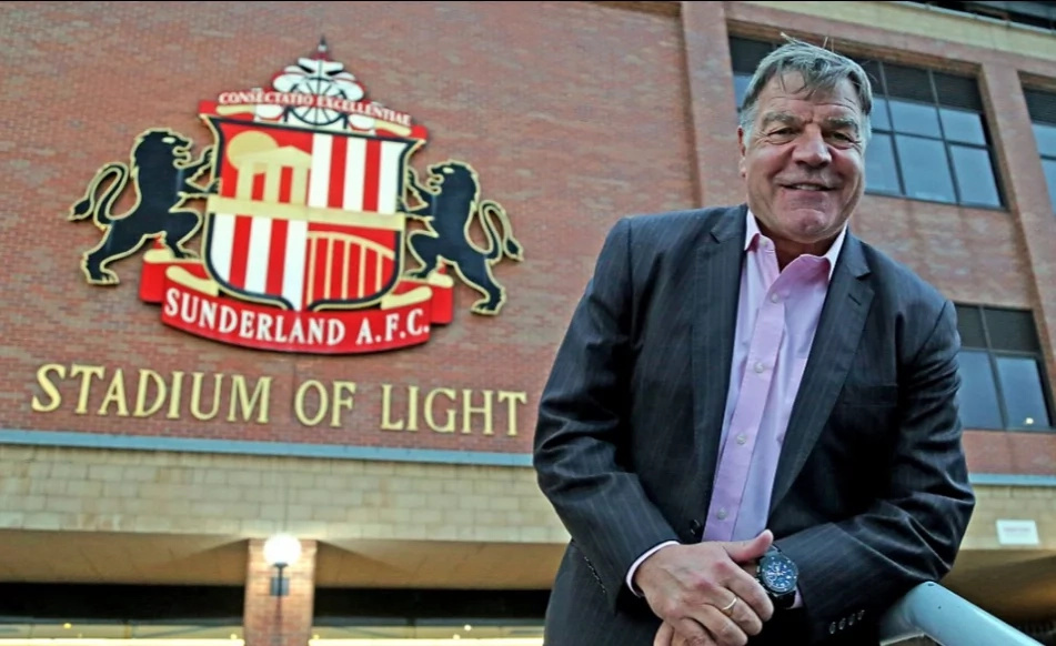 England set to appoint Sunderland's Sam Allardyce as new manager