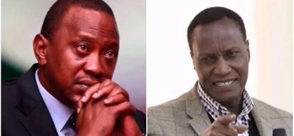 Meru elders warn Uhuru against reappointing Lands CS Jacob Kaimenyi to new cabinet