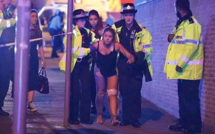 Ariana Grande 'Broken' After Concert Attack