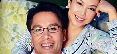 PHOTOS: Mar Roxas attends Korina's Ateneo graduation