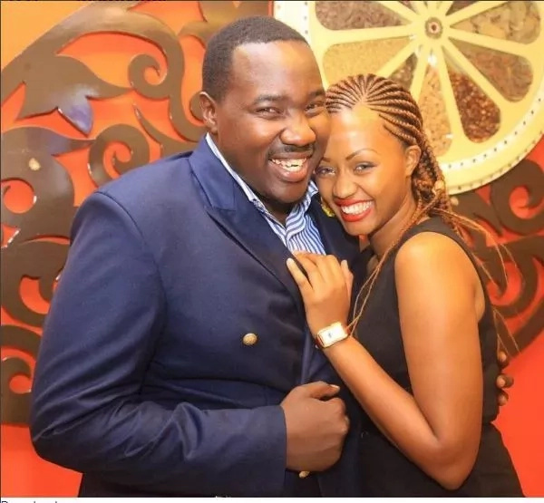 Willis Raburu and his wife are currently, Kenya's hottest celebrity couple