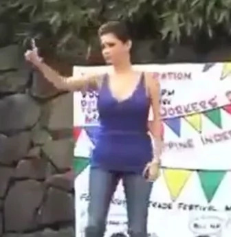 K Brosas shows talent in interpretative dance, video went viral