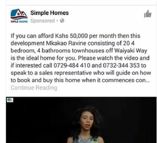 Meet the two beautiful ladies used in marketing a real estate firm that has CONNED Kenyans millions