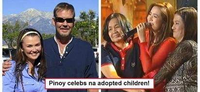 Mga artistang nawalay sa mga tunay na magulang! List of Filipino celebrities who were adopted