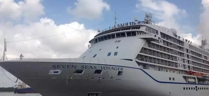 Kenya's Tourism Rises From The Ashes As Cruise Ship Docks In Mombasa