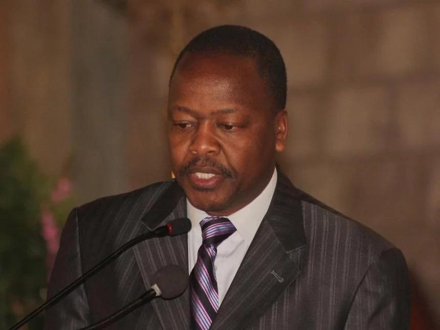 I would like to see Raila run for President in 2022 - Former Nyeri senator Mutahi Kagwe
