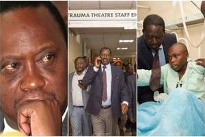 Raila weighs in on the dangerous county that has been BARRED from campaigns