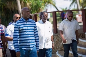 Uhuru sends message after death of ODM Senator