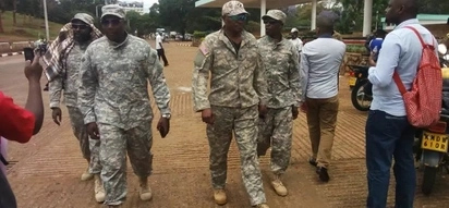 Kenyans react after Nairobi Business Community members steps out in puzzling uniform